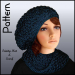 Amazing 44 Models Crochet Hat and Scarf Set
