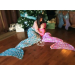 Adorable 42 Pictures Mermaid Tail Crochet Pattern