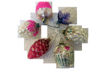 Amazing 45 Pictures Mini Christmas ornaments