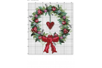 Charming 48 Pics Christmas Cross Stitch Patterns