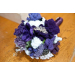 Lovely 46 Photos Crochet Flower Bouquet