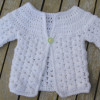 Wonderful 41 Pictures Crochet Baby Sweater for Beginners