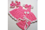 Amazing 49 Models Crochet Baby Sets