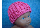 Contemporary 46 Images Knitted Preemie Hats