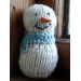 Attractive 40 Images Snowman Knitting Pattern