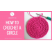 Charming 50 Pics Double Crochet Circle Pattern