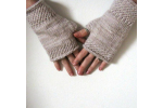Brilliant 41 Images Knit Arm Warmers