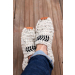 Contemporary 46 Images Mens Crochet Slippers