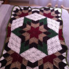 New 45 Photos Crochet Star Afghan Pattern