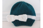 Lovely 48 Photos Knitting Baby Cap