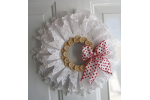 Beautiful 42 Images Paper Doily Crafts