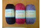 Lovely 45 Pics Patons Grace Yarn
