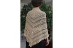 Great 41 Pictures Prayer Shawl Crochet Pattern