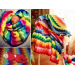 Attractive 46 Models Rainbow Baby Blanket Crochet Pattern