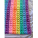 Charming 42 Ideas Rainbow Baby Blanket