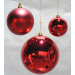 Luxury 40 Pictures Red Christmas Balls