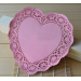 Great 49 Images Red Paper Doilies
