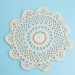 Contemporary 43 Ideas Round Doilies