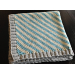 Lovely 48 Pics Striped Baby Blanket
