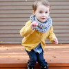 Attractive 43 Pics toddler Scarf