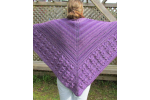 Awesome 47 Photos Triangle Shawl Pattern