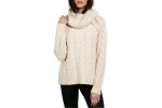 Top 42 Pictures Cowl Neck Knit Sweater