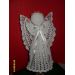 Charming 43 Ideas Crochet Angel Tree topper