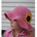 Contemporary 45 Pics Crochet Baby Girl Hat