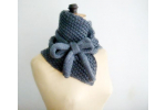 Amazing 47 Ideas Knitted Neck Warmer