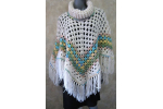 Beautiful 44 Pics Crochet Cowl Neck Poncho