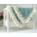 Wonderful 42 Images Crochet Baby Blanket Edging