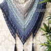 Incredible 47 Models Free Crochet Triangle Shawl Patterns