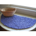 Adorable 46 Images Crochet Rug with Fabric Strips