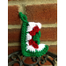 Amazing 44 Pics Granny Square Christmas Stocking Crochet Pattern