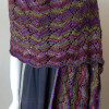 Contemporary 41 Pics Knit Lace Shawl