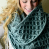 Awesome 49 Pics Infinity Cowl Crochet Pattern