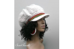 Wonderful 45 Pictures Crochet Rasta Hat Free Pattern