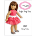 Top 44 Pics Free American Girl Doll Patterns