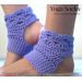 Brilliant 48 Pictures Crochet Yoga socks