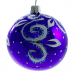 Innovative 40 Models Glass Christmas Balls