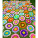 Innovative 46 Models Crochet Circle Blanket