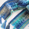 Great 44 Pictures Crochet Lace Scarf Pattern