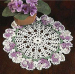 Superb 47 Images Vintage Doilies