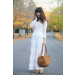 Great 44 Pics White Crochet Maxi Dresses