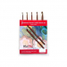 Innovative 47 Images Wooden Crochet Hook Set