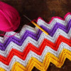 Fresh 29 Photos Zig Zag Crochet Pattern Baby Blanket