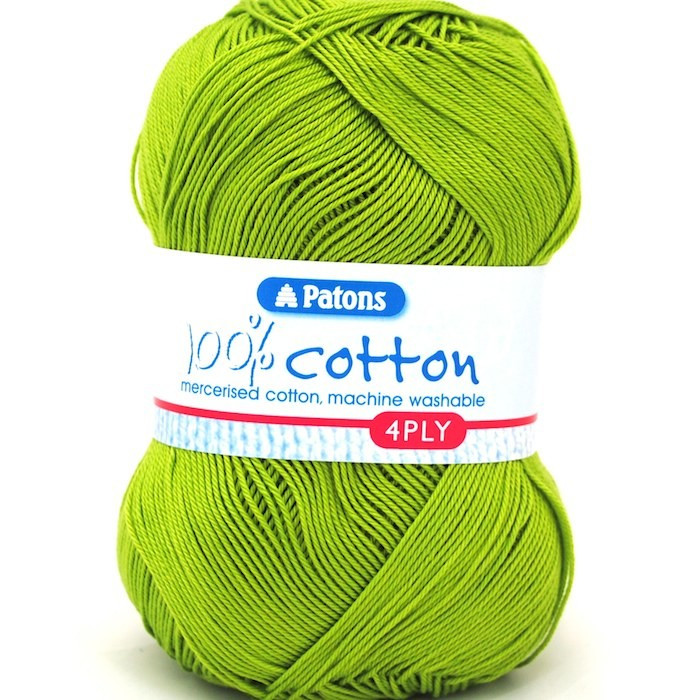 Patons cotton 4 ply The Sock Yarn Shop