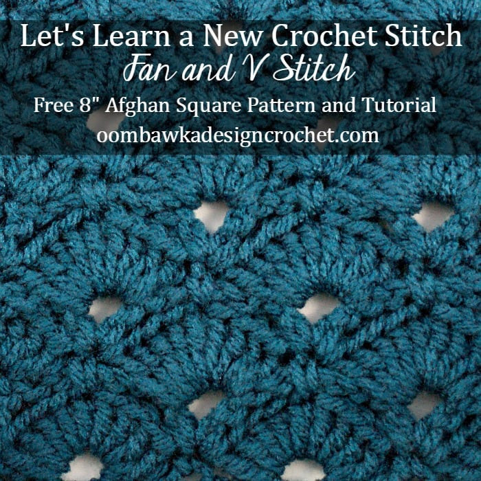 5.5 Crochet Hook Fresh Fan and V Stitch Let S Learn A New Crochet Stitch Of Innovative 44 Models 5.5 Crochet Hook