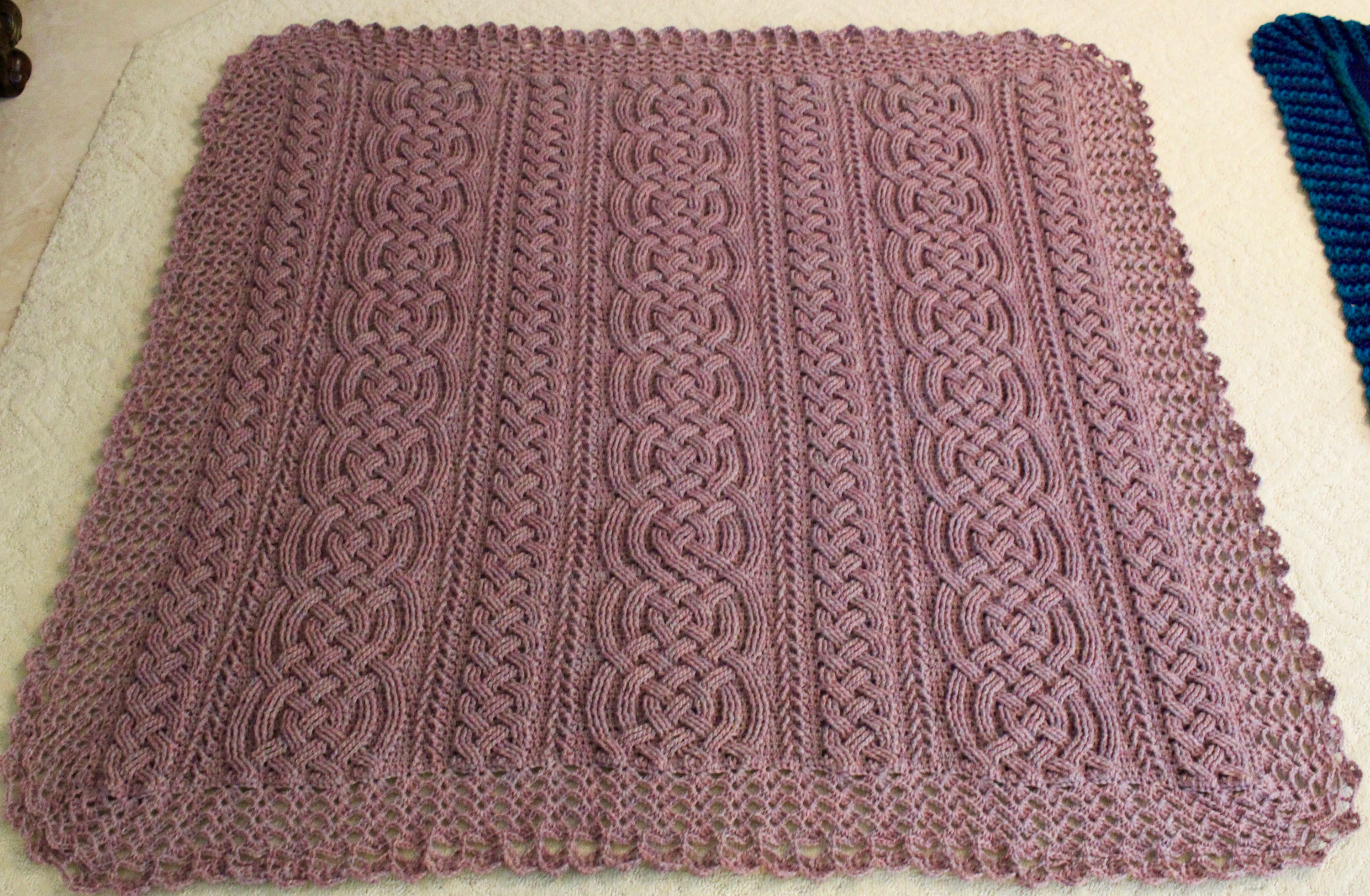 5.5 Crochet Hook Inspirational Crochet Blanket Pattern Aberdeen Braided Cable Blanket Afghan Of Innovative 44 Models 5.5 Crochet Hook
