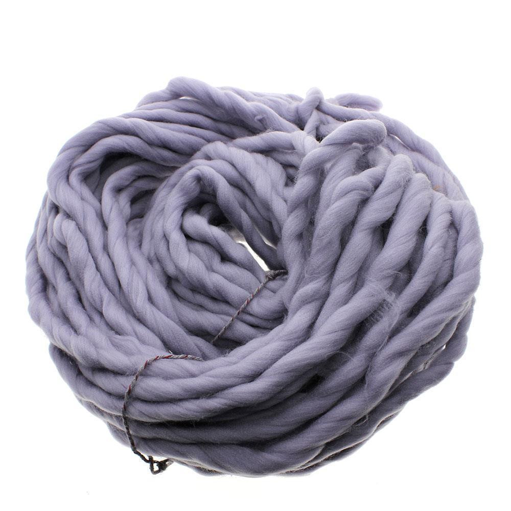 6 Colors 260g Super Thickness Soft Bulky Chunky Yarn for